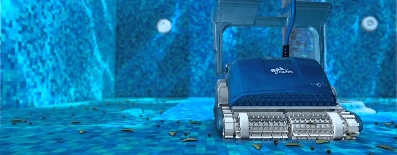 Automatic Robotic Swimming Pool Cleaner | Authorized Dealer ...